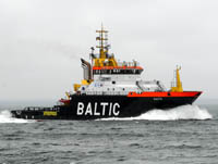 Notschlepper BALTIC